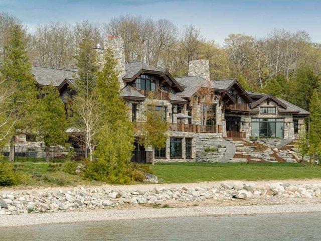 charlevoix michigan real estate 100349875 anglers cove charlevoix property listing